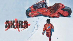 Akira Anime IMAX e 4K