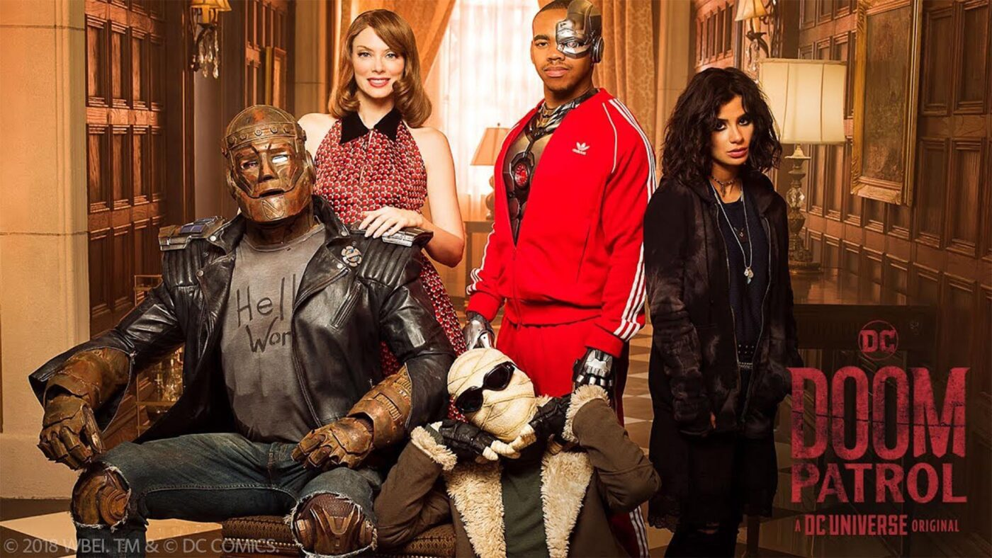 Doom Patrol Seconda Stagione Prime Video