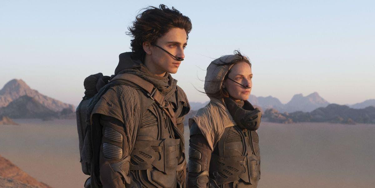 Dune Film Denis Villeneuve Trailer