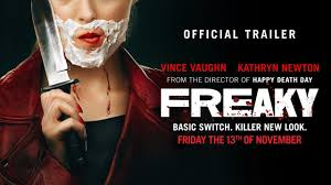 Freaky Film Trailer