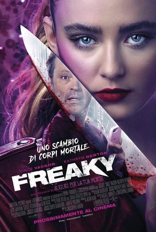 Freaky: Il trailer della commedia slasher con Vince Vaughn
