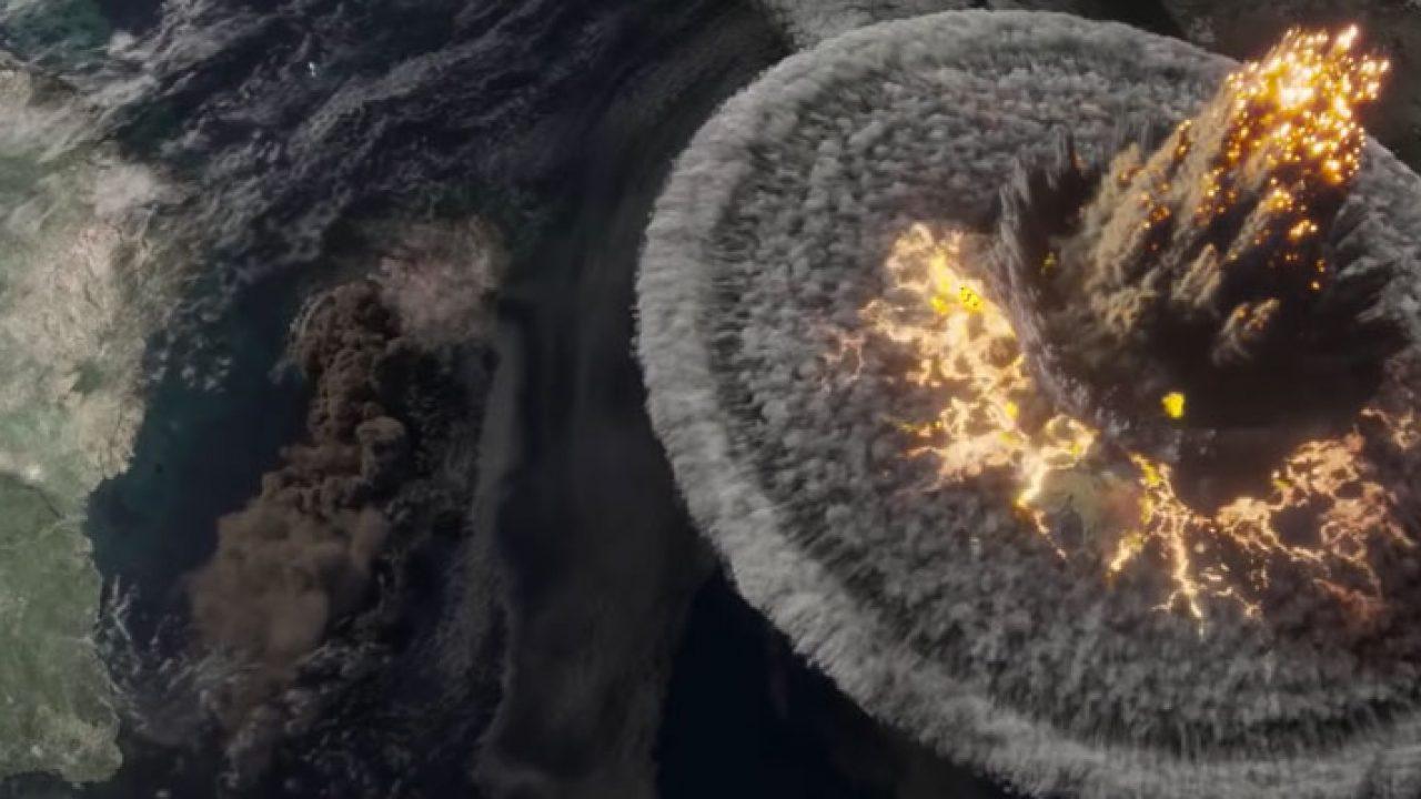 Greenland Fim Gerard Butler - Trailer