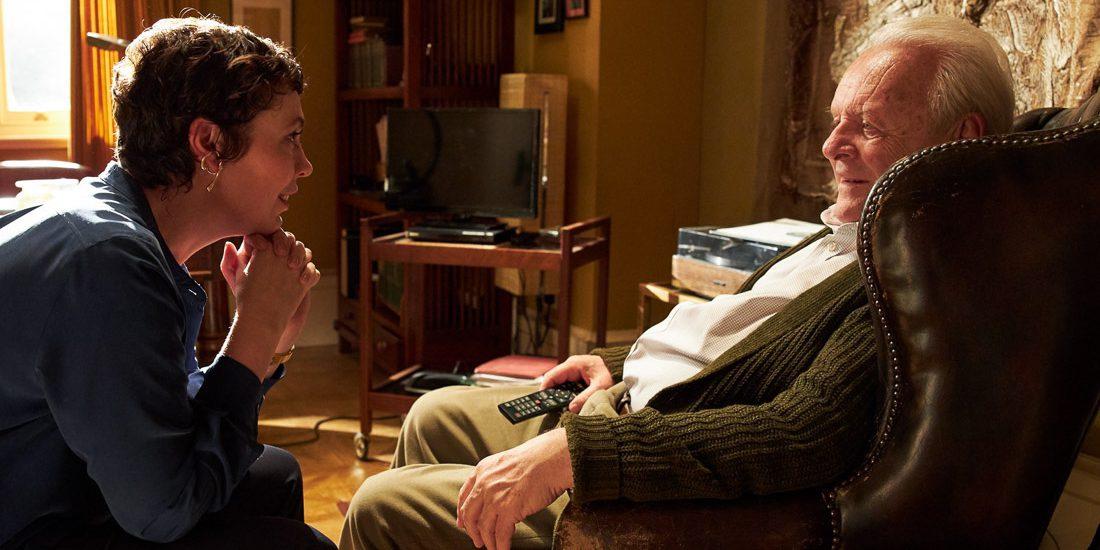 The Father, il trailer con Anthony Hopkins e Olivia Colman