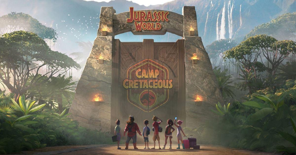 Jurassic World Nuove Avventure Netflix