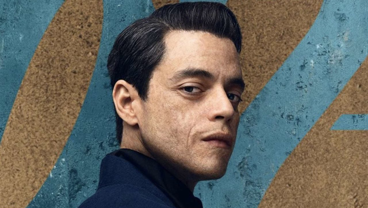 No Time to Die Safin Rami Malek