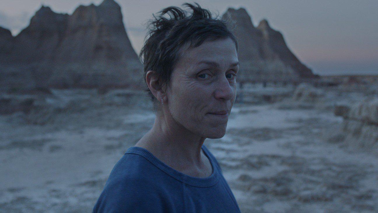 Il trailer di Nomadland di Chloe Zhao, con Frances McDormand