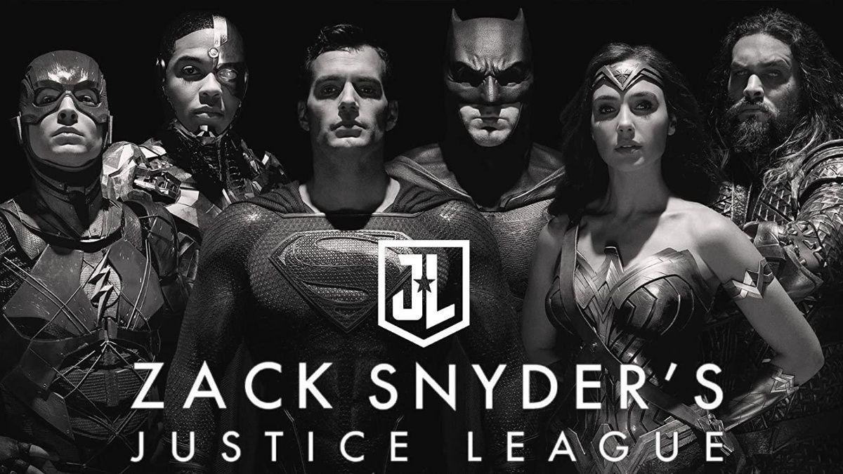 Snyder Cut Justice League - Tema Junkie XL