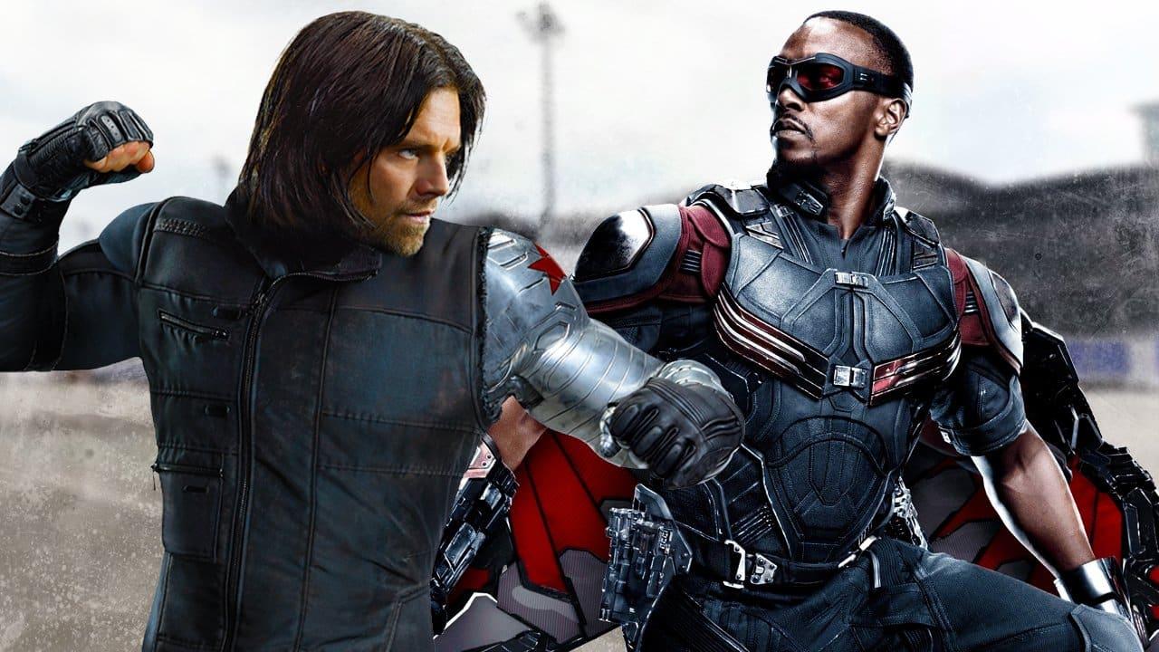 The Falcon and the Winter Soldier - Foto Sebastian Stan