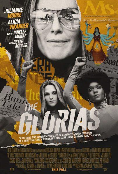 The Glorias: rilasciato il primo teaser trailer, con Julianne Moore