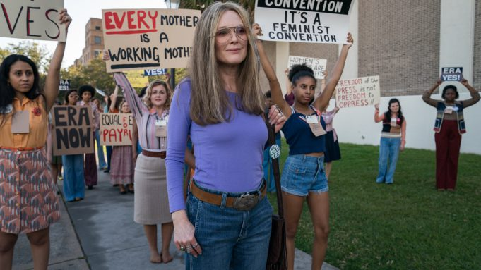 julianne moore, the glorias, gloria steinem