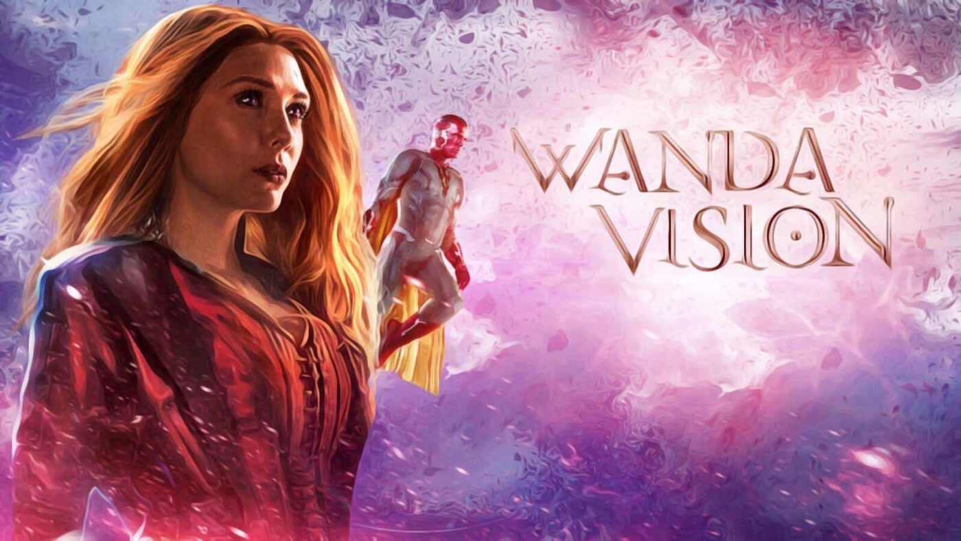 WandaVision Disney+ 2020