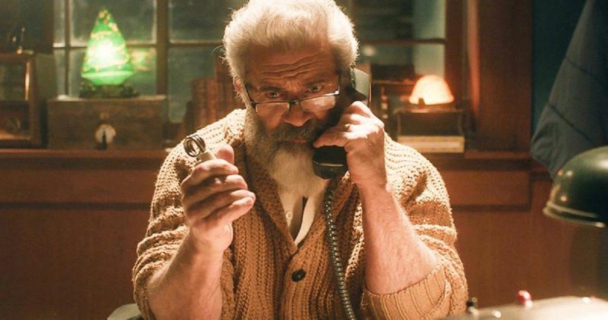 Mel Gibson è un Babbo Natale agguerrito nel trailer di Fatman