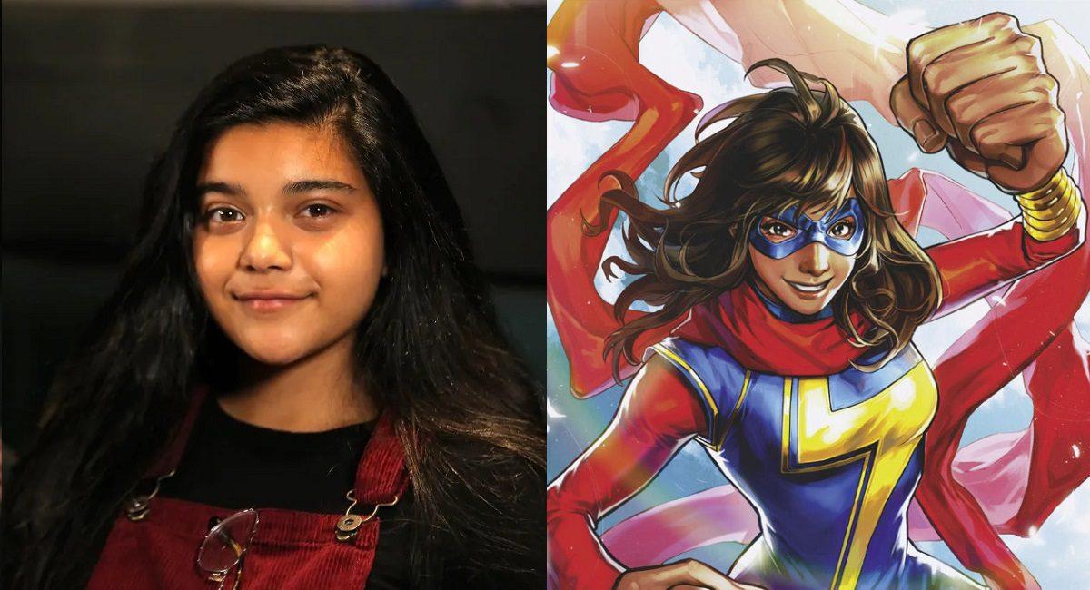 Iman Vellani Ms Marvel