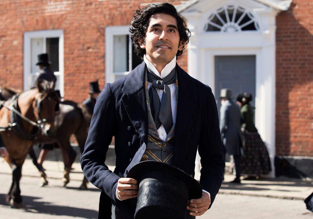 La vita straordinaria di David Copperfield Film Trailer