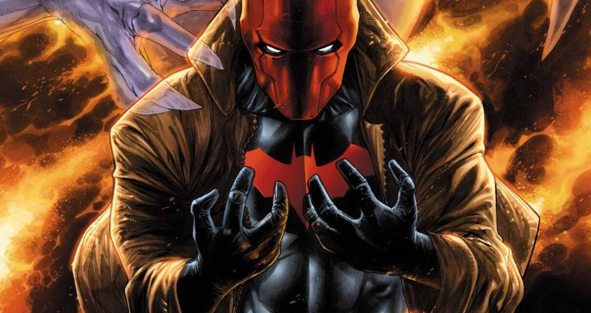 Red Hood in Titans 3