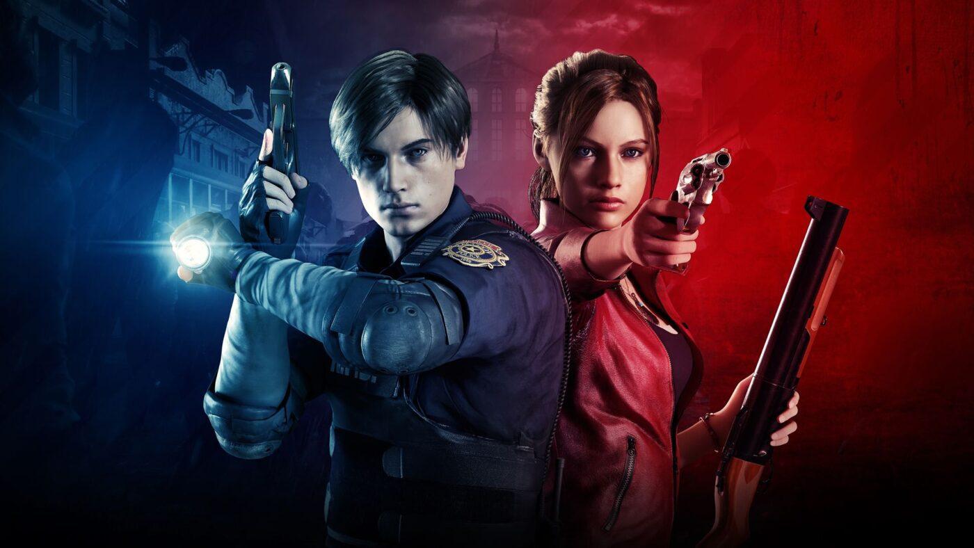 Resident Evil Film Cast