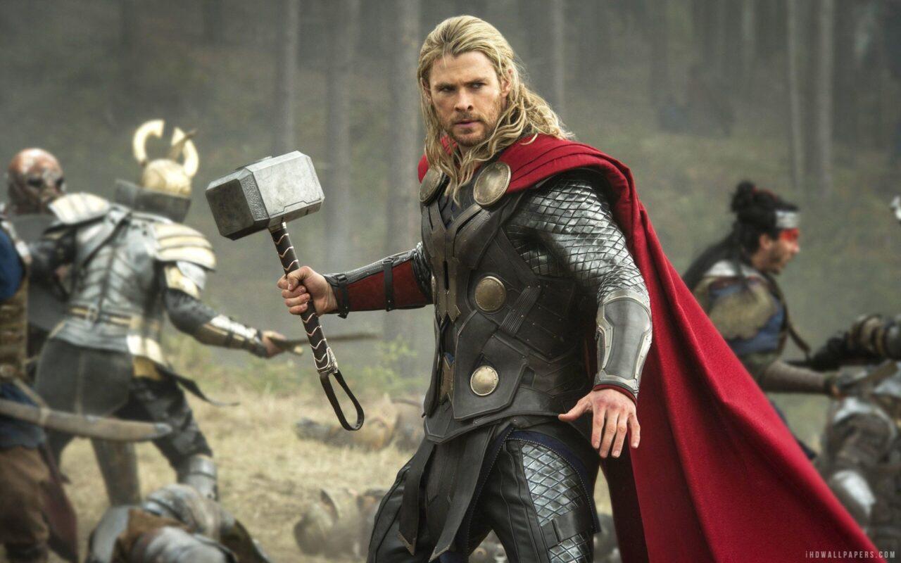 Chris Hemsworth e Thor 4