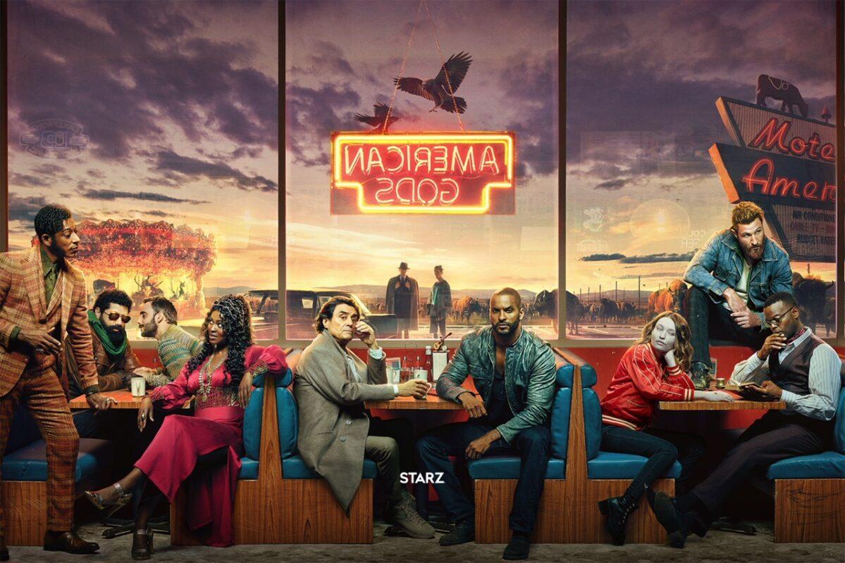 American Gods 3 Trailer