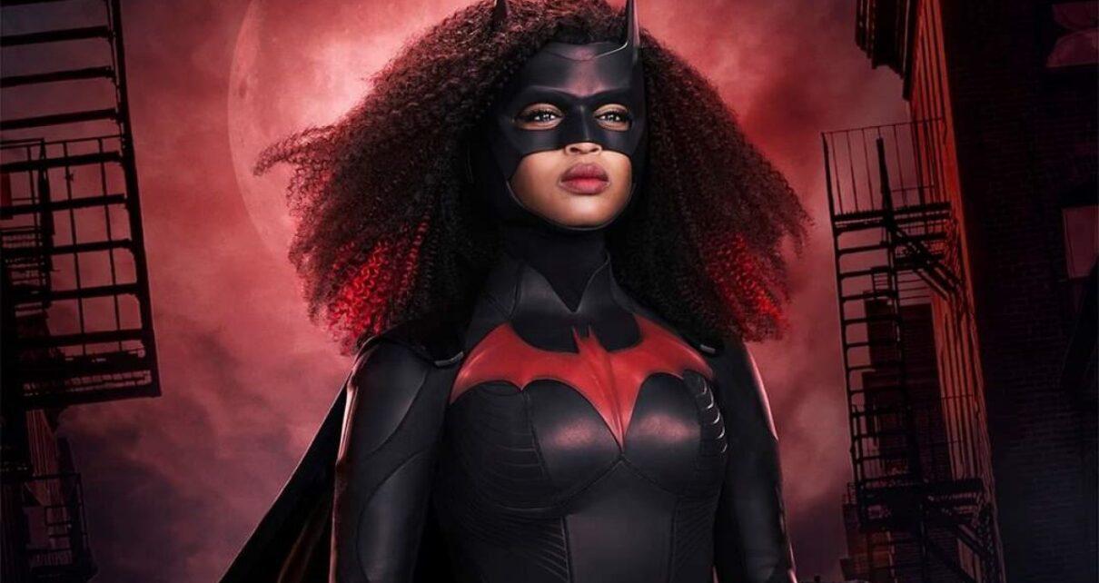 Javicia Leslie costume Batwoman