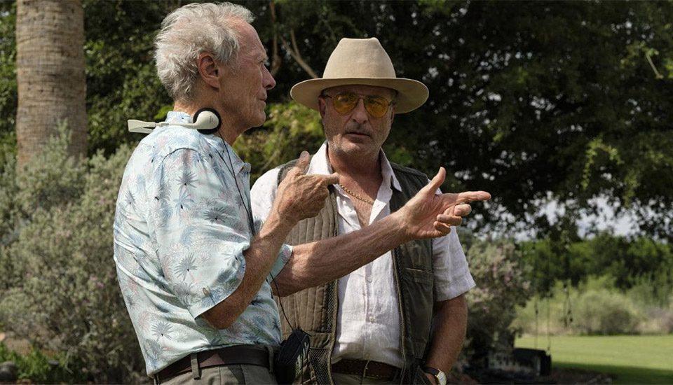 Clint Eastwood regia film