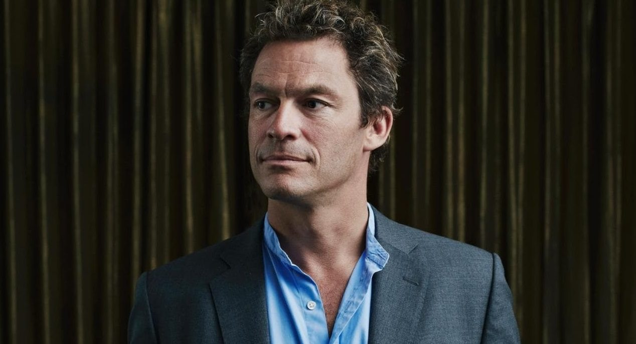 Dominic West in The Crown