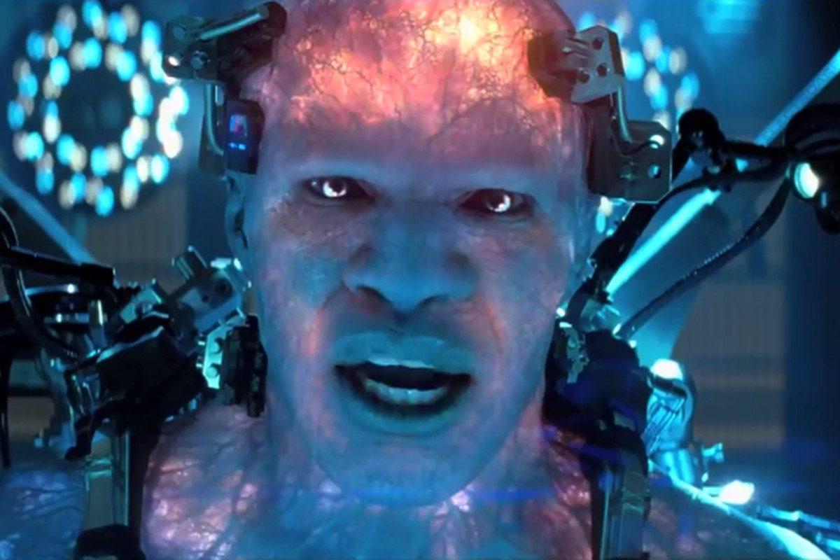 Electro Jamie Foxx Spider-Man 3