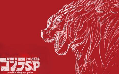 Godzilla Singural Point Netflix