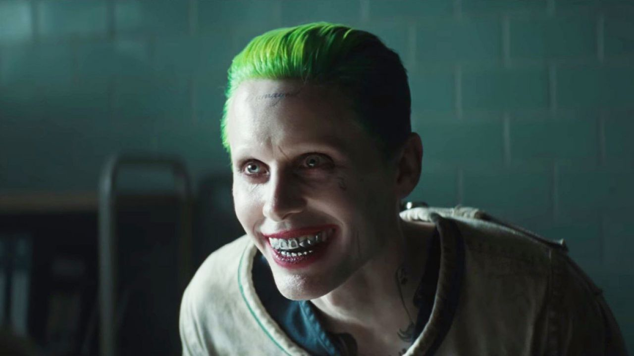 Jared Leto Joker in Snyder Cut Justice League