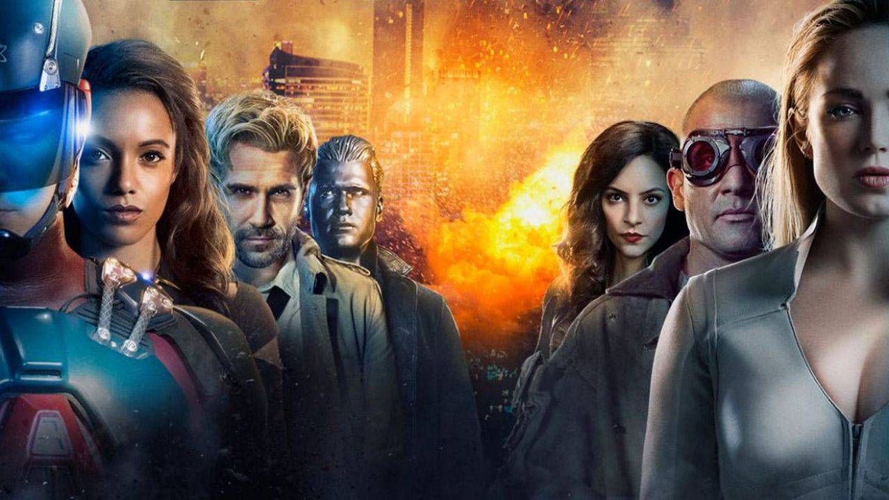 Legends of Tomorrow Sesta Stagione
