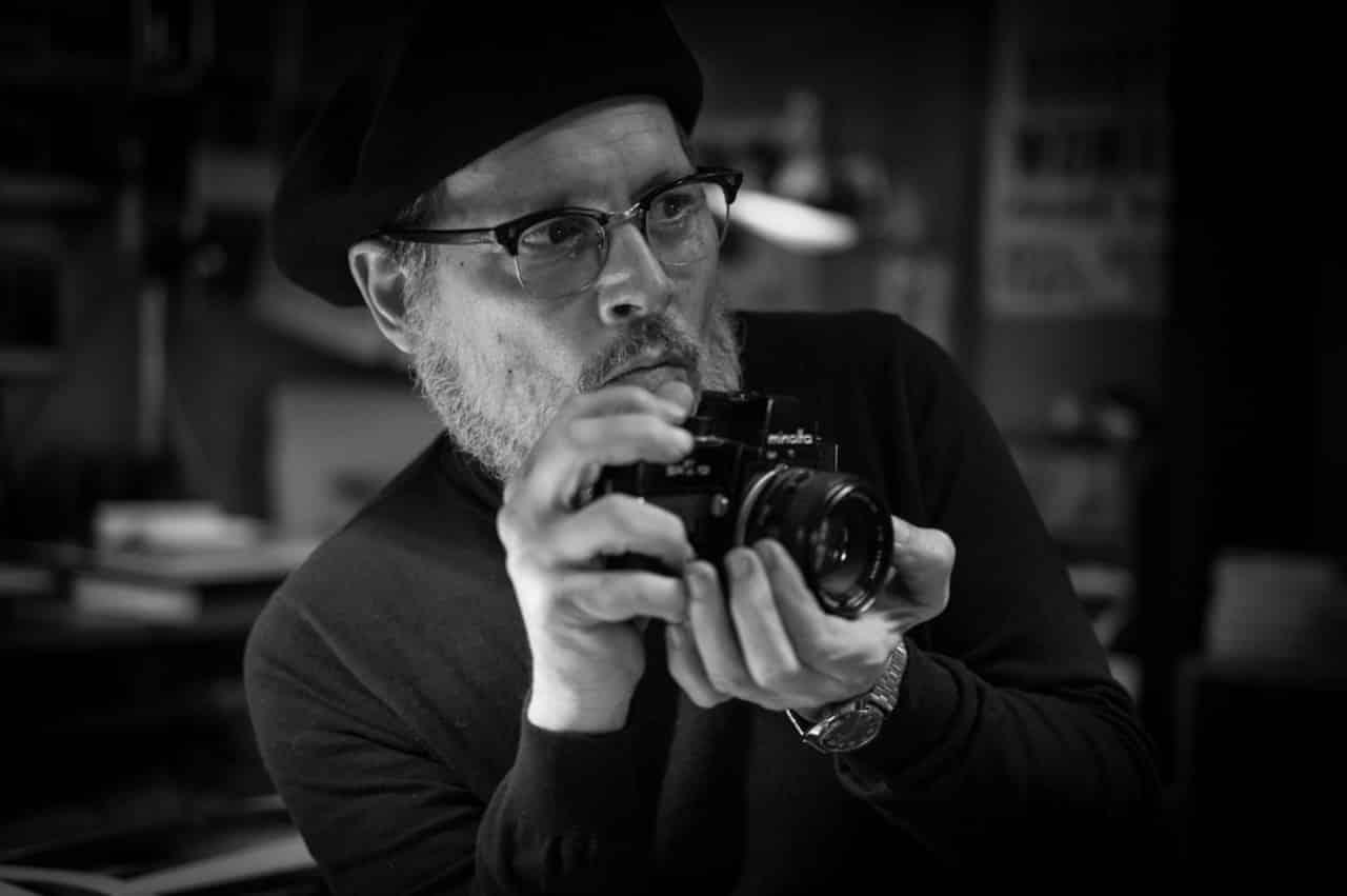 Minamata: il film con Johnny Depp al cinema e on demand