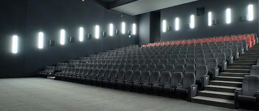 Sale Vuote e Cinema Chiusi