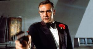Sean Connery morto - James Bond