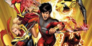 Shang-Chi Film Marvel Riprese