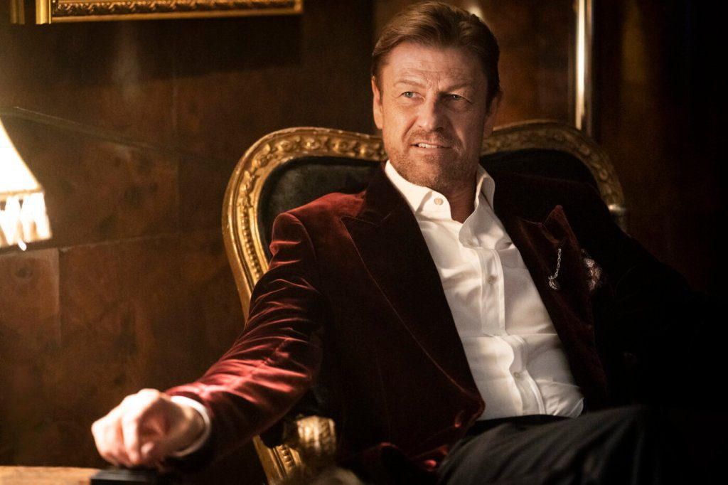 Snowpiercer seconda stagione sean bean