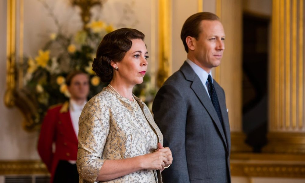 The Crown 4 trailer