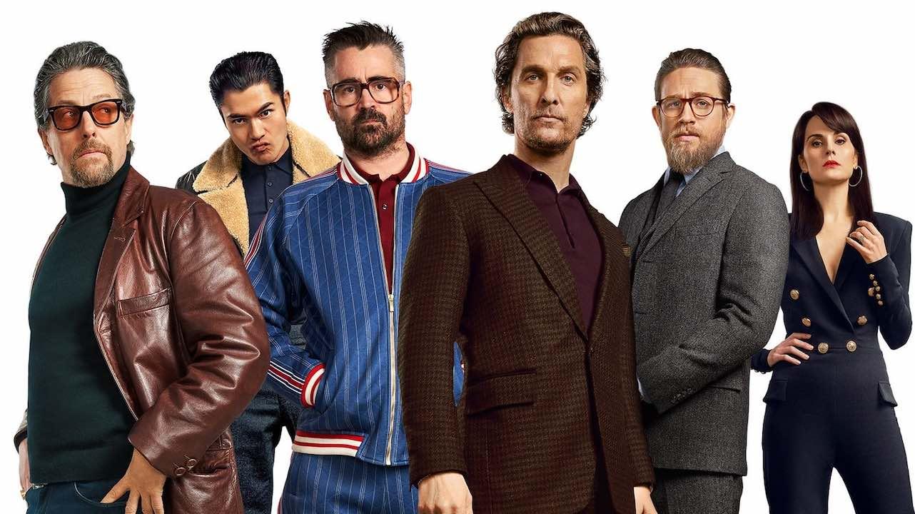 the gentlemen di guy ritchie diventa serie tv