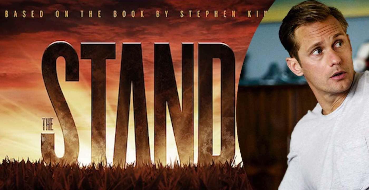 The Stand Randall Flagg Alexander Skarsgard
