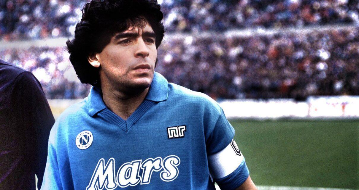 Maradona e il cinema, un rapporto indissolubile