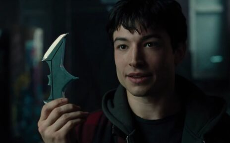 Ezra Miller in The Stand