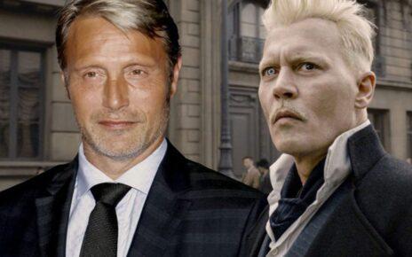 Animali Fantastici 3: Mads Mikkelsen al posto di Johnny Depp?