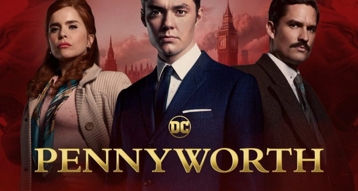 Pennyworth seconda stagione trailer