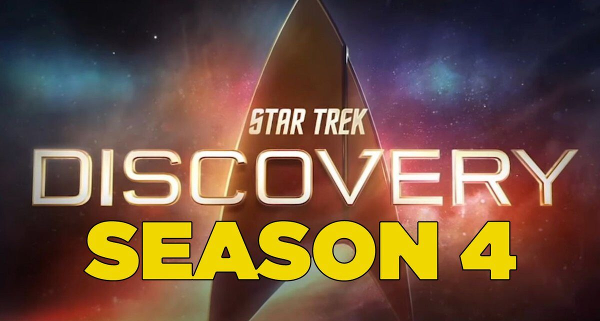Star Trek Discovery 4 riprese