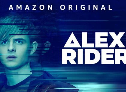 Alex Rider Recensione serie Amazon Prime Video