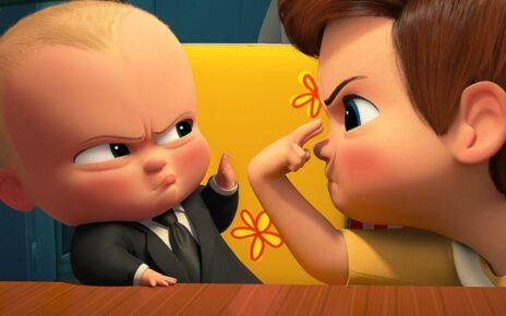 Baby Boss 2 Affari in Famiglia Domani Trailer