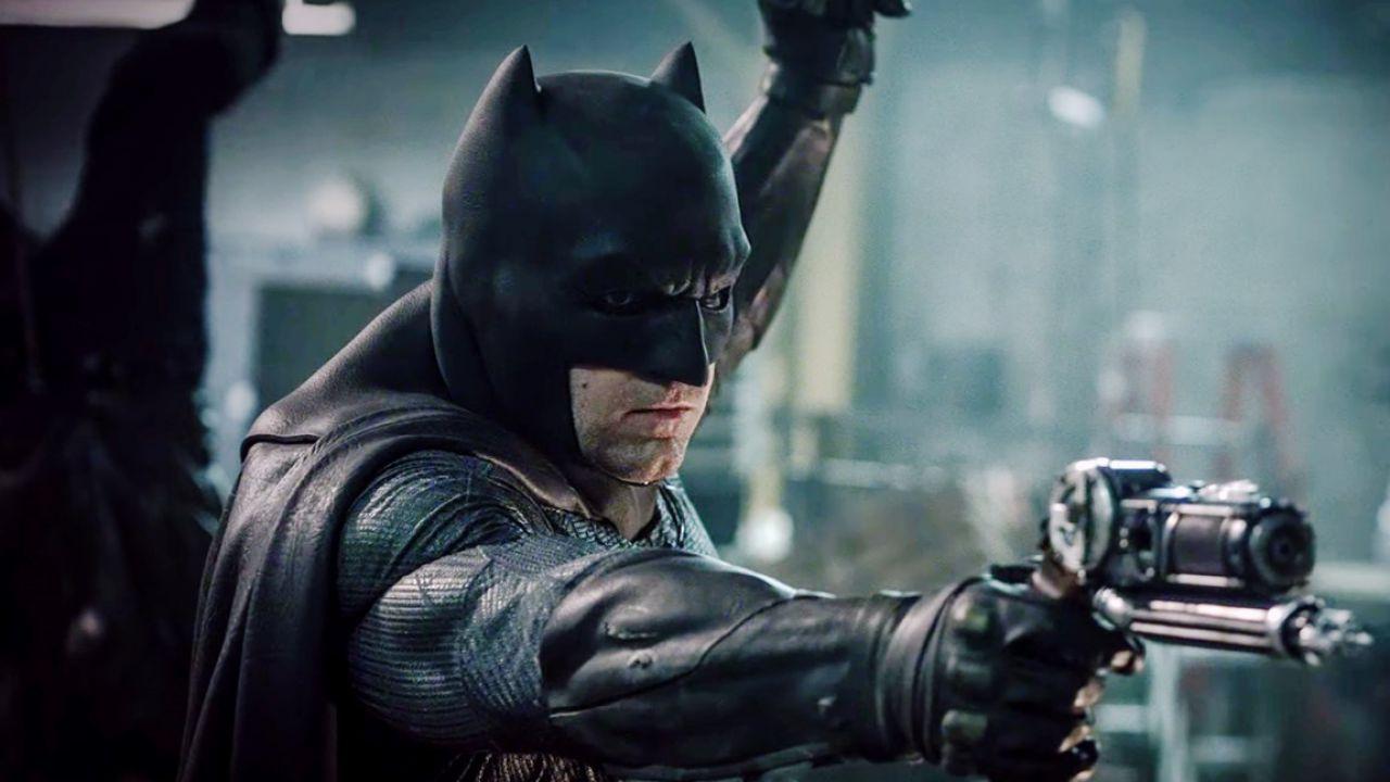 Batman Snyder Cut foto