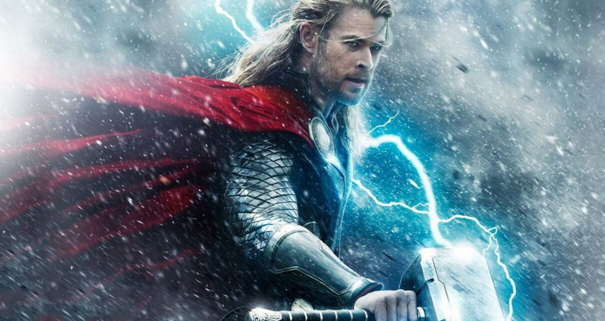 Chris Hemsworth Thor Fisico