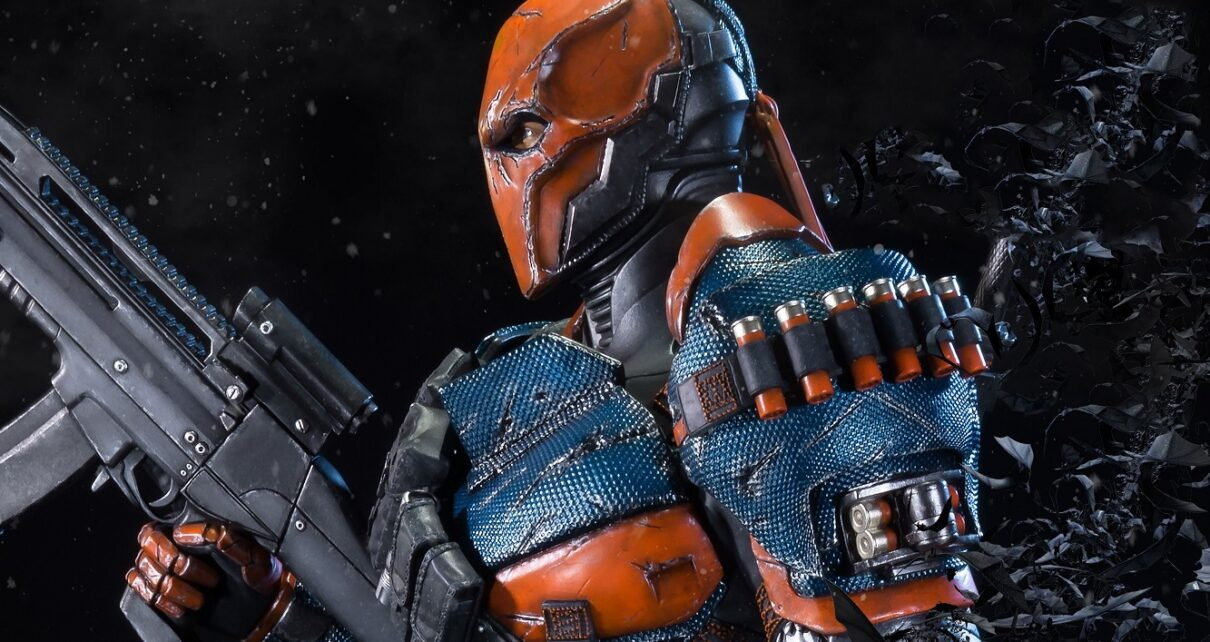 Deathstroke Snyder Cut