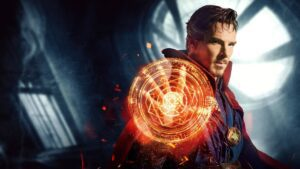 Doctor Strange in the Multiverse of Madness riprese londra