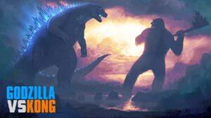 Godzilla vs Kong su Netflix