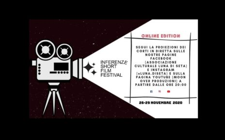 Inferenze Short Film Festival domani
